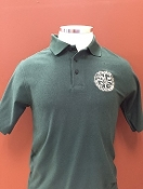 BOYS and GIRLS GREEN POLO SHIRT