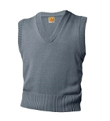 Grey Sweater Vest
