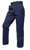 Girl Navy Pants