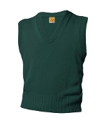 Green Sweater Vest