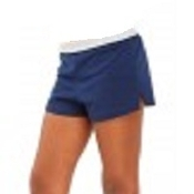 Girls Navy P.E Shorts