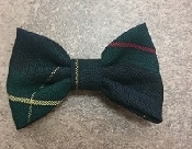 Small Bow on Barrette